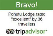 Pohutu Lodge Accommodation
